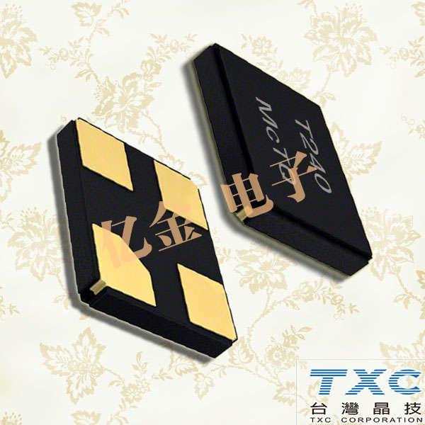 TXC晶振,贴片晶振,7S晶振,7S-12.000MAHE-T晶振