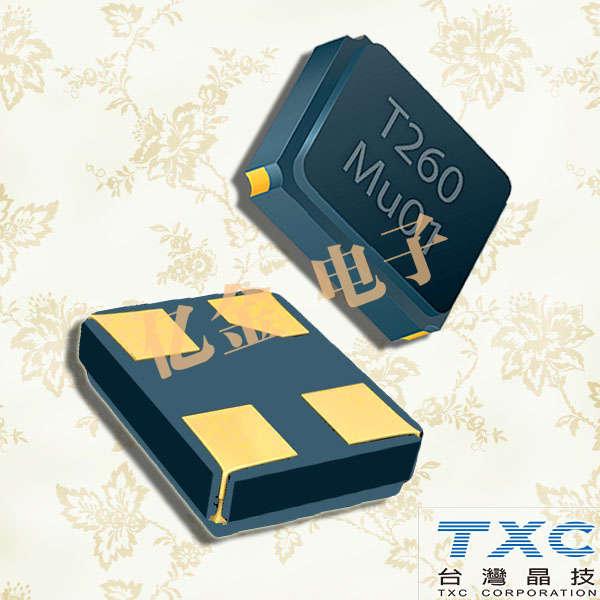 TXC晶振,石英晶振,7V晶振,7V-27.120MAAV-T晶振