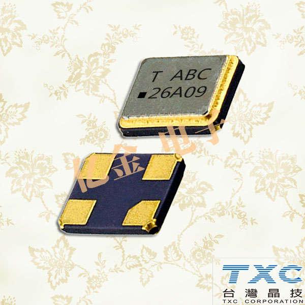 台湾TXC晶振,TCXO晶振,8P晶振,8P26070001晶振