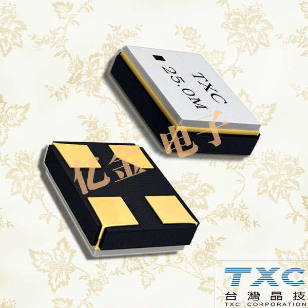 TXC晶振,石英晶振,8Q晶振,8Q-24.000MEEV-T晶振