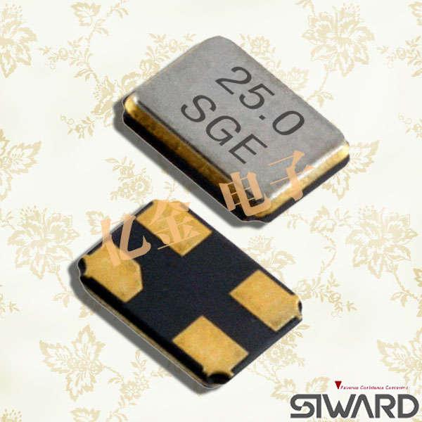 希华晶振,贴片晶振,SX-2520晶振,CSX-2520晶振