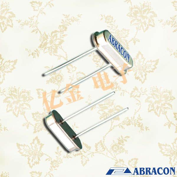 Abracon晶振,石英晶振,ABL6M晶振