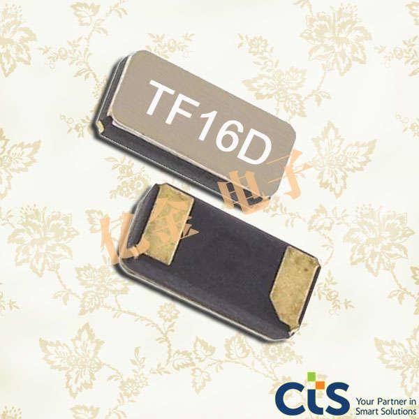 CTS晶振,32.768K晶振,TF16晶振,TFA16晶振,TFE16晶振
