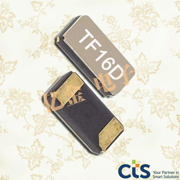 西迪斯晶振,32.768K晶振,TF20晶振,TFA20晶振,TF202P32K7680R晶振