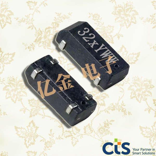 美国CTS晶振,32.768K晶振,TFPM晶振