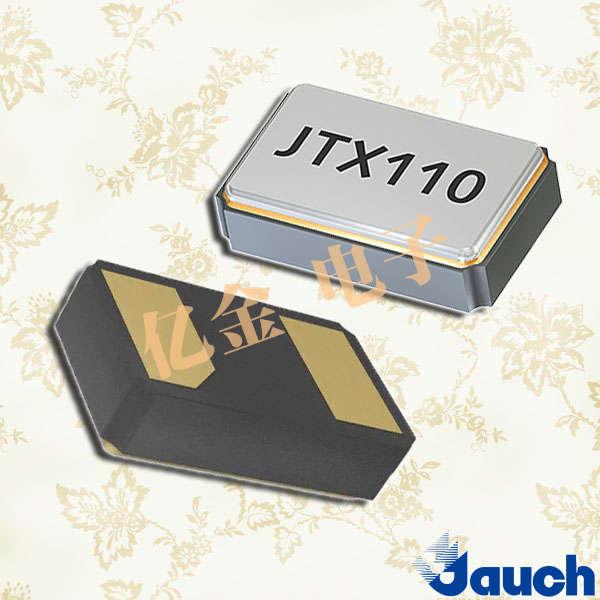 Jauch晶振,32.768K晶振,JTX110晶振