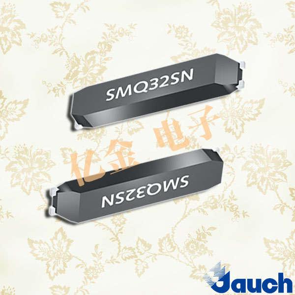 Jauch晶振,32.768K晶振,SMQ32SN晶振