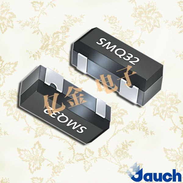 Jauch晶振,32.768K晶振,SMQ32SL晶振