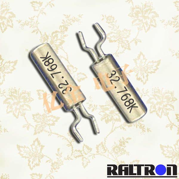 Raltron晶振,32.768K晶振,R26-32.768-12.5-EXT-SMD-TR晶振