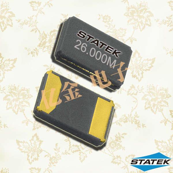 美国Statek晶振,石英晶体,CX18晶振