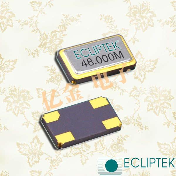 日蚀晶振,贴片晶振,EA3560MA1晶振,EA3560MA12-25.000M晶振