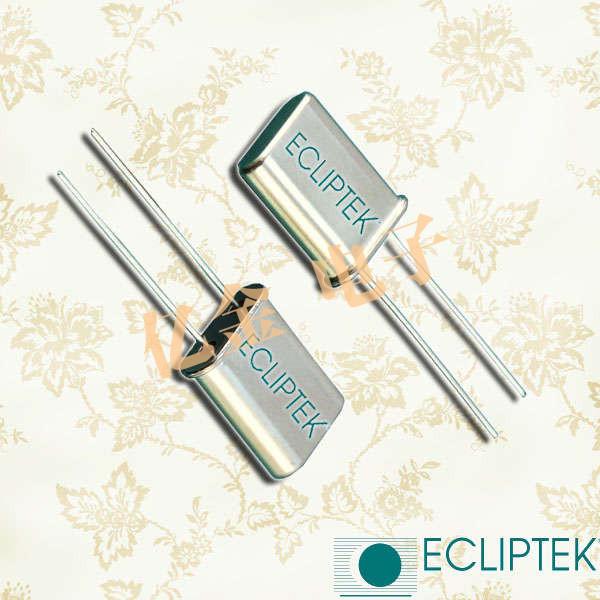 日蚀晶振,石英晶振,EUEA晶振,EUEA18-1.8432M晶振