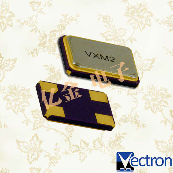 微管晶振,石英晶振,VXM2晶振