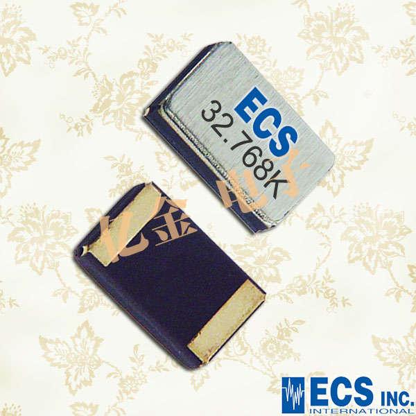 美国ECS晶振,32.768K晶振,ECX-16晶振