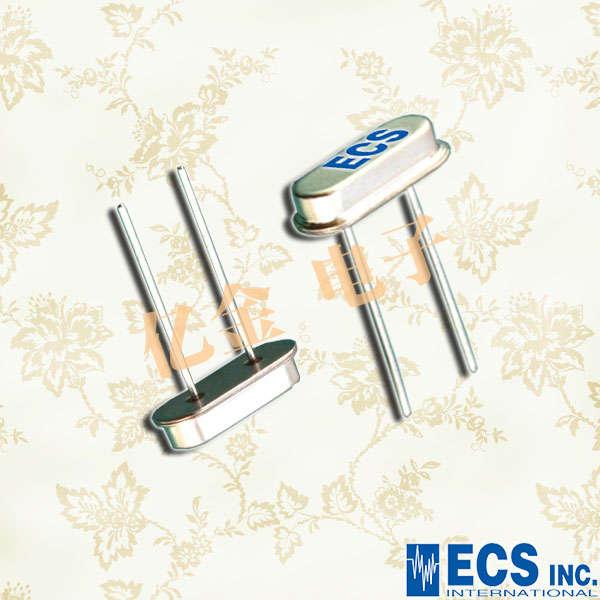 ECS晶振,石英晶体,HC-49USX晶振,HC-46X晶振,HC-49USSX晶振