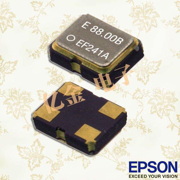 爱普生晶振,压控温补晶振,TG5032CFN晶振,TG5032SFN晶振