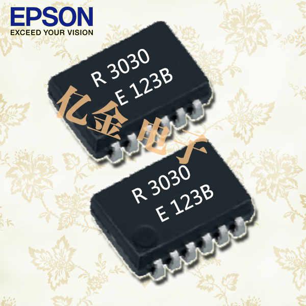 爱普生晶振,石英晶体振荡器,SG-3030LC晶振,SG-3040LC晶振