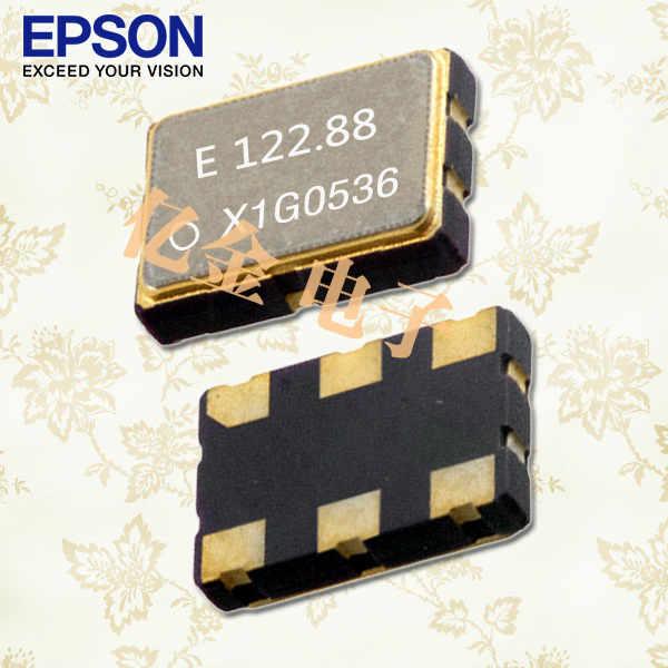 EPSON晶振,VCXO晶振,差分晶振,VG3225VFN晶振