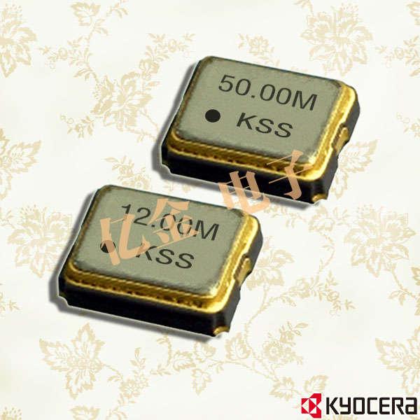 KYOCERA晶振,32.768K有源晶振,KC2520M晶振,KC2520B晶振