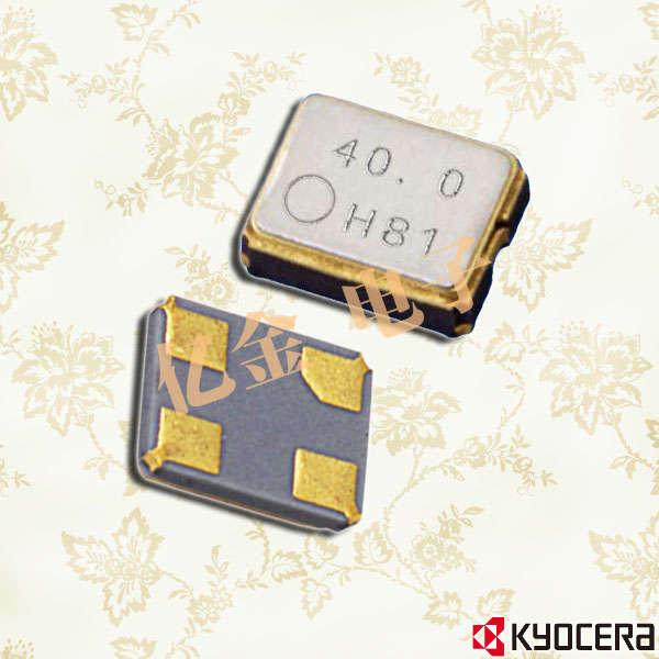 KYOCERA晶振,石英晶体振荡器,KC2520C-C1晶振