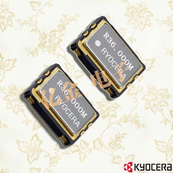 京瓷晶振,有源晶振,KC7050A晶振