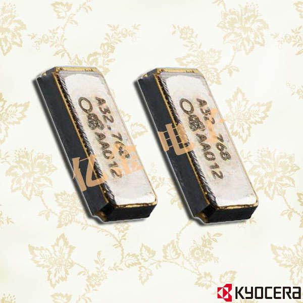 KYOCERA晶振,32.768K贴片晶振,KC3215A晶振