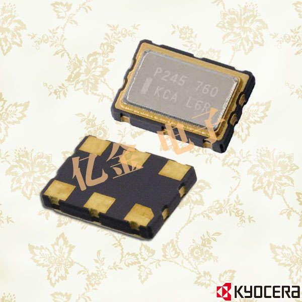 京瓷晶振,贴片晶振,KC7050R-P3晶振