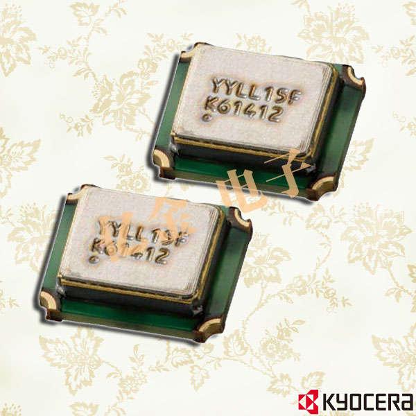 KYOCERA晶振,32.768K贴片晶振,KT3225T晶振