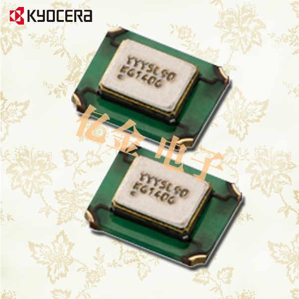 KYOCERA晶振,32.768K有源晶振,KR3225Y晶振