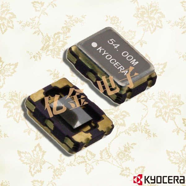 京瓷晶振,石英晶体振荡器,KT2016K晶振
