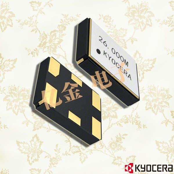 KYOCERA晶振,贴片晶振,KT2520K晶振