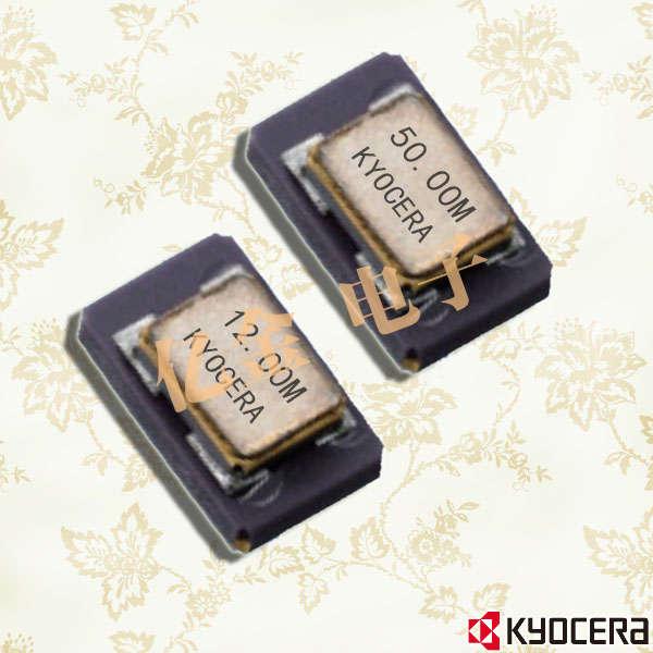京瓷晶振,石英晶体振荡器,KT5032F晶振