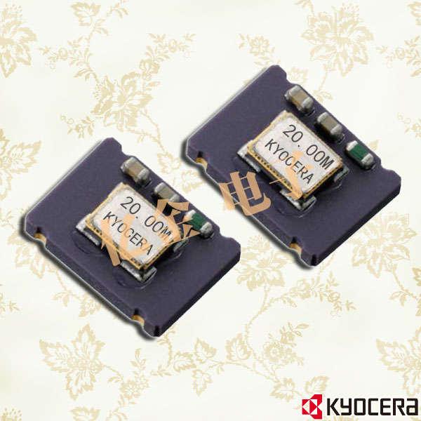 京瓷晶振,温补晶振,KT7050A晶振