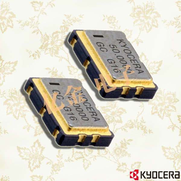 KYOCERA晶振,压控晶振,SMD晶振,KV7050R晶振