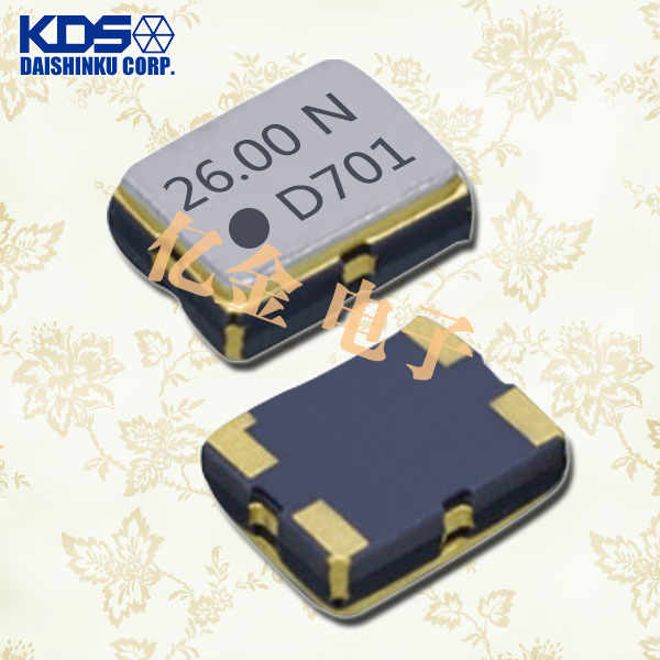 KDS晶振,温补晶振,DSB321SJ晶振