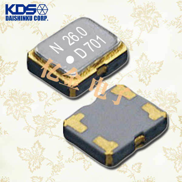 KDS晶振,温补晶体振荡器,DSB211SJ晶振