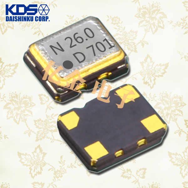 大真空晶振,VC-TCXO晶振,DSA221SJ晶振