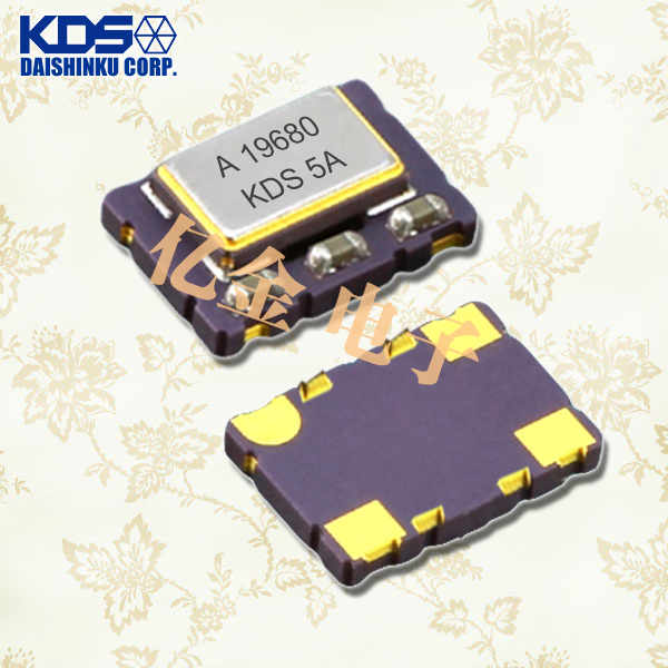KDS晶振,VC-TCXO晶振,DSA751HA晶振
