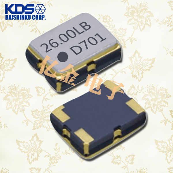 KDS晶振,压控温补晶振,DSA321SE晶振