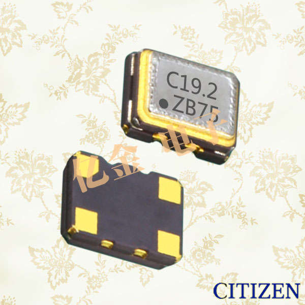 西铁城晶振,贴片晶振,CSX-252F晶振