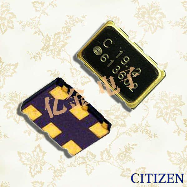 CITIZEN晶振,普通有源晶振,CXS-532T晶振