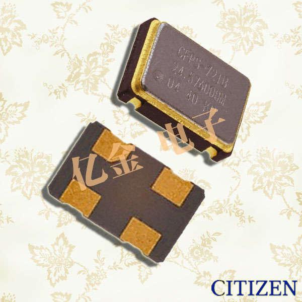 CITIZEN晶振,贴片晶振.CXS-750FC晶振,CXS-750FB晶振
