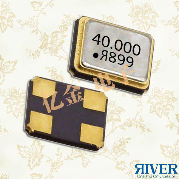 大河晶振,石英晶体振荡器,FCXO-07晶振