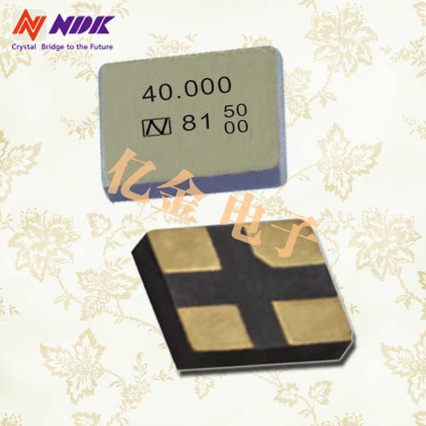 NDK晶振,石英晶振,NX1008AA晶振