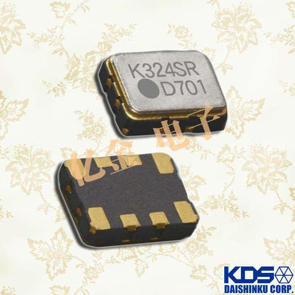 日本大真空晶振,石英晶体振荡器,DSA535SD晶振