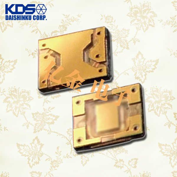 KDS晶振,贴片晶振,DX1008JS晶振