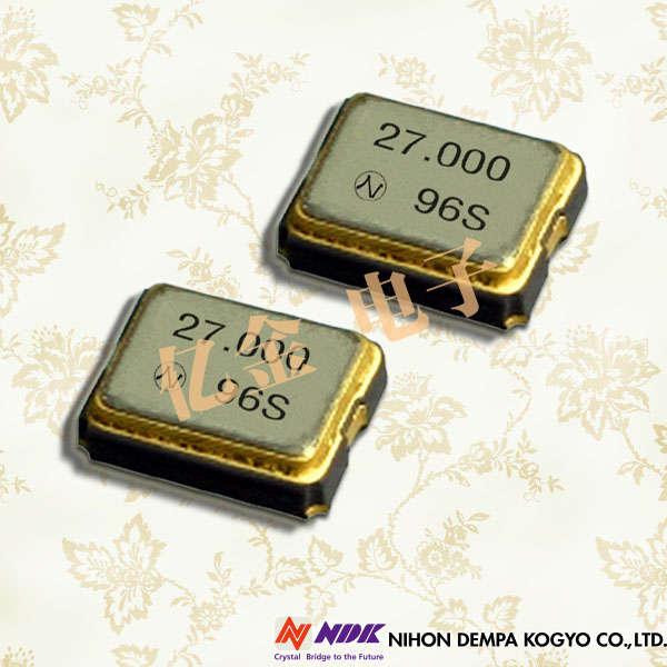 NDK晶振,压控晶振,NV3225SA晶振,VCXO晶体振荡器