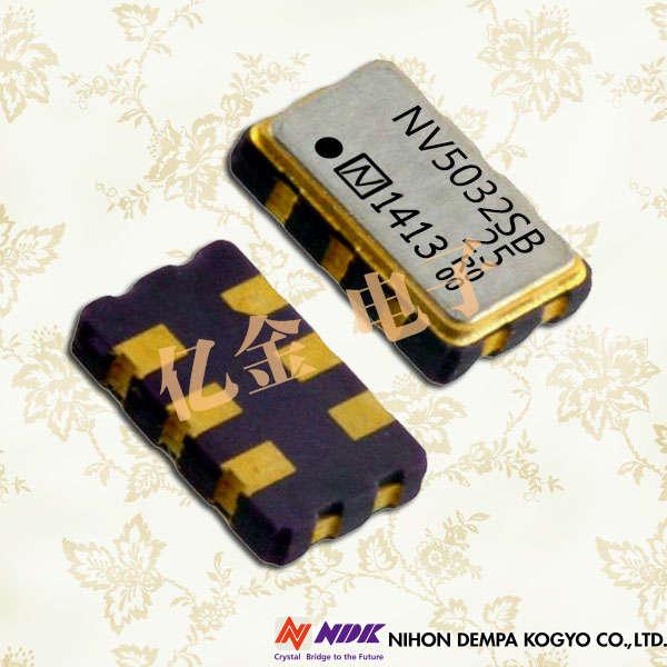 NDK晶振,VCXO晶振,NV5032SA晶振,NV5032SB晶振