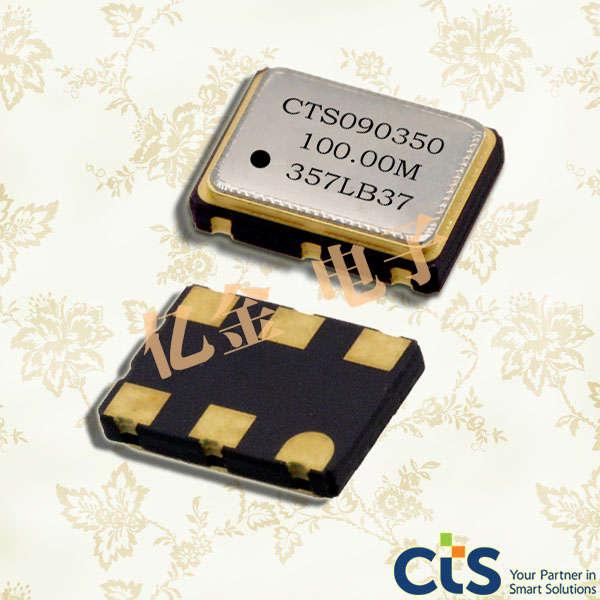 CTS晶振,差分晶振,377晶振,377LB5C1250T晶振