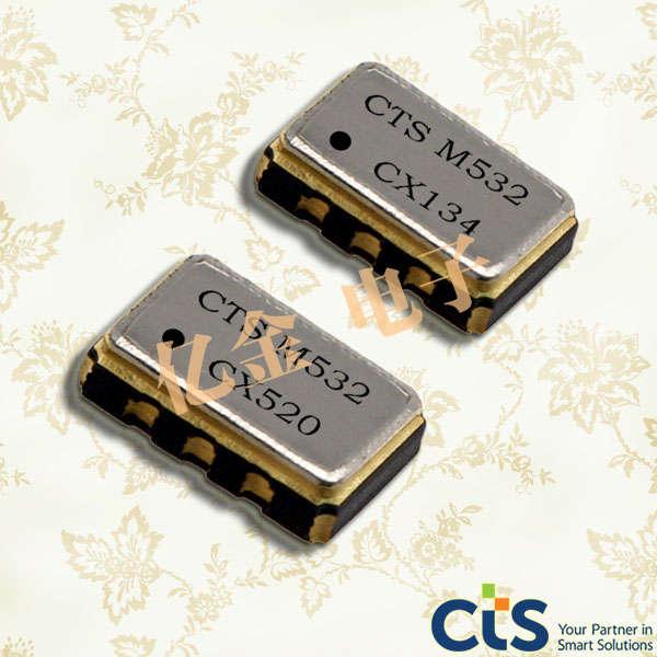 美国西迪斯晶振,VC-TCXO晶振,533晶振,压控温补晶体振荡器